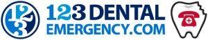 123Dentist Emergency Dentist Logo
