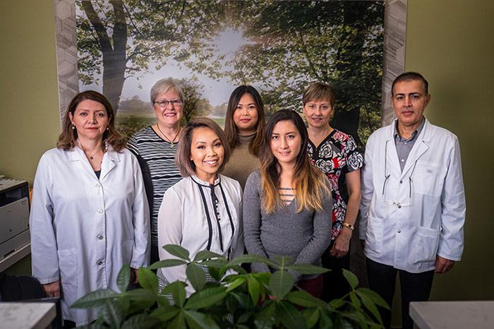 Lonsdale Dental Centre Team