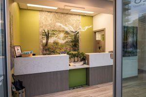 Front Desk at Lonsdale Dental