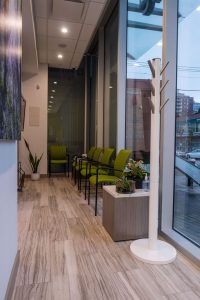 Waiting Area at Lonsdale Dental